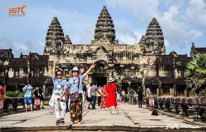 Tour Campuchia 3 Ngày 2 Đêm