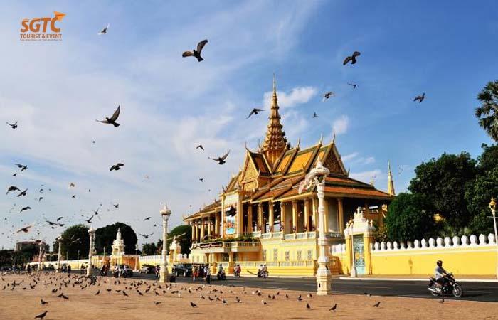 Thủ Đô Phnom Pênh