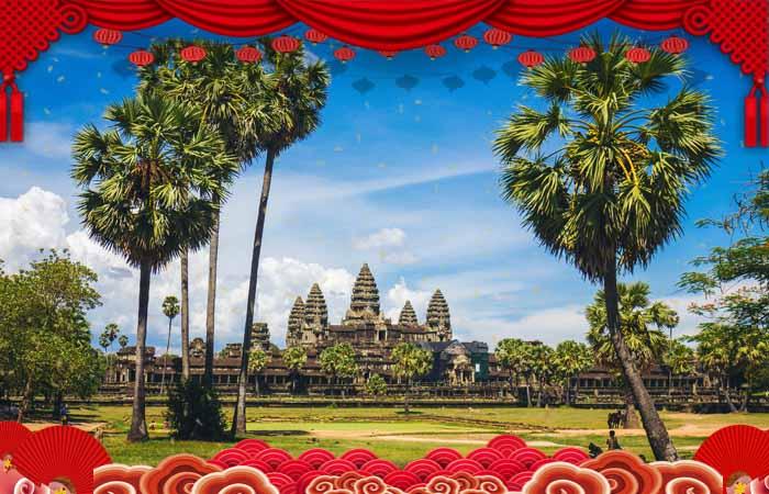 Tour Campuchia Tết 2020