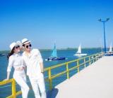 """""""Ghé thăm"""" bãi biển thơ mộng với Tour Vũng Tàu 1 ngày 1 đêm"""